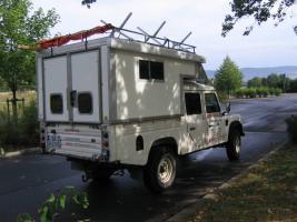 Foto 2 Verkaufe Expeditionscap für Defender 130
