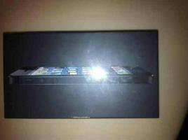 Verkaufe ein Iphon 5 32 GB Orginal verpackt und mit Rechnung