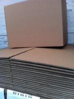 Verkaufe Kartons, 80 x 60 x 60 cm, 2-wellig, nur 4,50 €