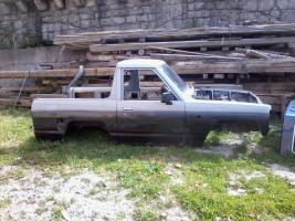 Verkaufe Nissan Patrol KR160 3,3D in Teilen