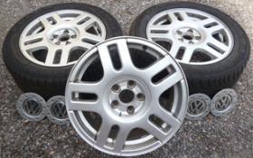 Verkaufe Original VW Manhattan Felgen