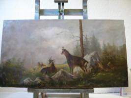 Foto 4 Verkaufe meine Restbestände eines Top- Gemäldereinigers