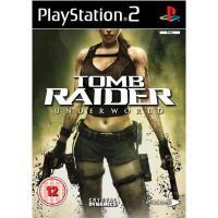 Verkaufe Spiel für Playstation 2.... Tomb Raider Underworld