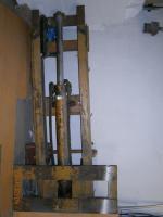Verkaufe Staplergerüst mit Zylinder