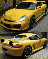 Verkaufe Techart Tuning Teile für Porsche Cayman 987