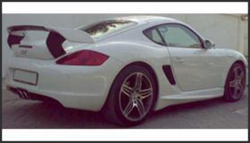 Foto 4 Verkaufe Techart Tuning Teile für Porsche Cayman 987