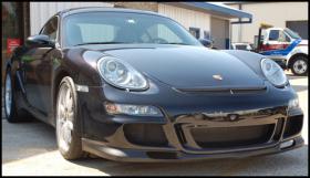 Foto 6 Verkaufe Techart Tuning Teile für Porsche Cayman 987