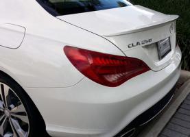 Foto 2 Verkaufe neuer originaler Mercedes CLA Heckspoiler