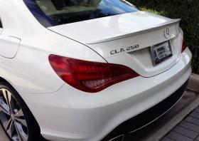 Foto 4 Verkaufe neuer originaler Mercedes CLA Heckspoiler