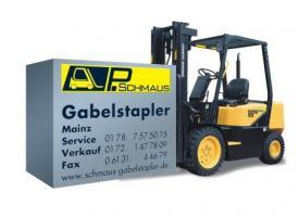 Vermietung/Verkauf/Service/Ersatzteile Mainz Gabelstapler