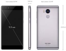 Foto 6 Vernee Apollo DecaCore Phone 4/64GB € 228 versandkostenfrei