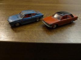 Foto 2 Verschiedene Schuco Modelle 1:66