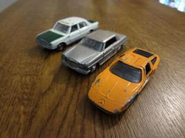 Foto 4 Verschiedene Schuco Modelle 1:66