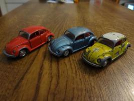 Foto 5 Verschiedene Schuco Modelle 1:66