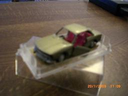 Foto 5 Verschiedene Spielzeugautos aus den 70igern