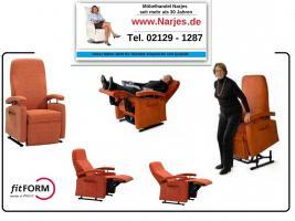 Verschiedene rückengerechte Sessel sofort lieferbar