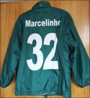 VfL Wolfsburg / Jacke Marcelinho