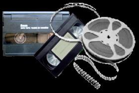 VHS, MiniDV und Hi8 Videokassetten auf DVD