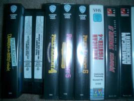 Videokasettensammlung