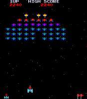 Foto 2 Videospieltischautomat mit Galaxian von Namco