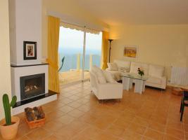 Foto 5 Villa Diamante auf der Kanaren Insel Teneriffa mit Pool und Meerblick