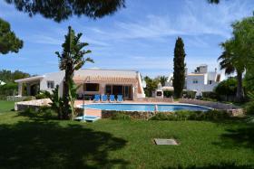 Villa Julie in Carvoeiro an der Algarve in Portugal