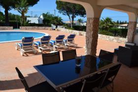 Foto 2 Villa Julie in Carvoeiro an der Algarve in Portugal