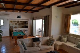 Foto 4 Villa Julie in Carvoeiro an der Algarve in Portugal