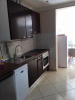 Küche Fewo 3 Villa Lijane mit Pool und Garten bis 8 Personen