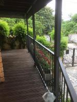 Terrasse Sauna Villa Lijane