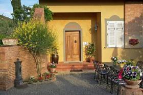 Foto 2 Villa in Montaione (Toskana) mit privaten Pool