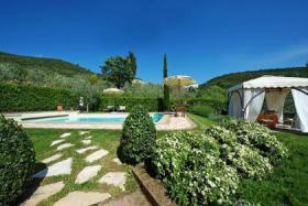 Foto 4 Villa in Montaione (Toskana) mit privaten Pool