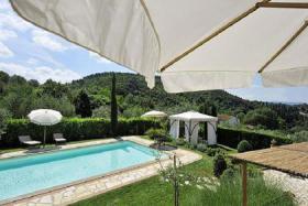Foto 6 Villa in Montaione (Toskana) mit privaten Pool