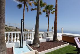Foto 3 Villa Puesta del Sol auf Teneriffa- beheizter Pool-Meerblick, SAT/TV, Wifi, Geschirrspüler