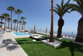 Foto 4 Villa Puesta del Sol auf Teneriffa- beheizter Pool-Meerblick, SAT/TV, Wifi, Geschirrspüler