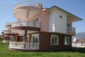 Villa Türkei Alanya Kargicak Pool Meerblick neu