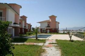 Foto 2 Villa Türkei Alanya Kargicak Pool Meerblick neu