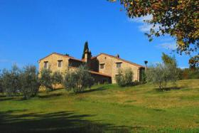 Villa mit privaten Pool in der Toskana
