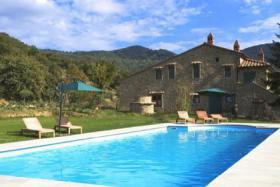 Foto 5 Villa mit privaten Pool in der Toskana