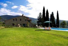 Foto 6 Villa mit privaten Pool in der Toskana