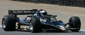 Vintage Formel1 1/8 3,5ccm Mario Andretti Lotus79Ford V8 JPS 1979