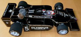 Foto 4 Vintage Formel1 1/8 3,5ccm Mario Andretti Lotus79Ford V8 JPS 1979