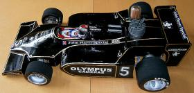 Foto 5 Vintage Formel1 1/8 3,5ccm Mario Andretti Lotus79Ford V8 JPS 1979
