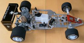 Foto 8 Vintage Formel1 1/8 3,5ccm Mario Andretti Lotus79Ford V8 JPS 1979