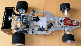 Foto 9 Vintage Formel1 1/8 3,5ccm Mario Andretti Lotus79Ford V8 JPS 1979