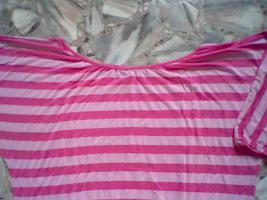 Foto 2 Vintage Sehr schöne Damen-Shirt Rosa / Rosa Größe: L 44
