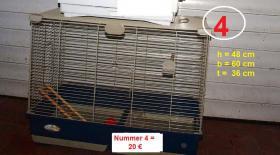 Foto 4 Vogelkäfige für Wellensittiche zu verkaufen