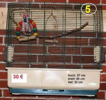 Foto 5 Vogelkäfige für Wellensittiche zu verkaufen