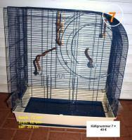 Foto 7 Vogelkäfige für Wellensittiche zu verkaufen