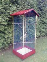 Vogelvoliere gebraucht (auch als Nagerparadies geeignet)